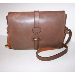 Rare 1983 Dooney and Bourke Vintage Equestrian Bag